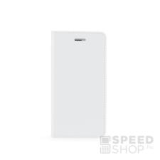 utángyártott Magnet flip tok, Samsung J510 Galaxy J5 (2016), fehér tok és táska