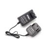 utángyártott Makita BGA452F, BGA452RFE, BGA452Z szerszámgép akkumulátor töltő adapter (18V)