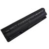 utángyártott Medion Akoya P6313, P6512 Laptop akkumulátor - 6600mAh (11.1V Fekete)