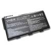 utángyártott MSI CR610 MS-6890, CR610 MS-6891 Laptop akkumulátor - 6600mAh (11.1V Fekete)