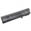 utángyártott MSI GE62 2QC-264XCN, GE62 2QC-648XCN Laptop akkumulátor - 4730mAh (10.86V Fekete)