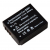 utángyártott Panasonic CGA-S007 / CGA-S007E akkumulátor - 970mAh
