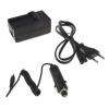 utángyártott Panasonic Lumix DMC-FX70, DMC-FX75, DMC-FX550 akkumulátor töltő szett