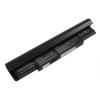 utángyártott Samsung N510, N510-13P Laptop akkumulátor - 4400mAh