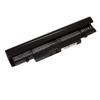 utángyártott Samsung NT-N260, NT-N260P fekete Laptop akkumulátor - 4400mAh