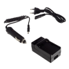 utángyártott Sony CCD-TRV138, CCD-TRV208 akkumulátor töltő szett