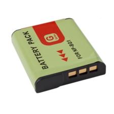 utángyártott Sony Cybershot DSC-HX5VB akkumulátor - 960mAh sony videókamera akkumulátor