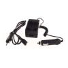 utángyártott Sony Cybershot DSC-W650 / DSC-W670 akkumulátor töltő szett