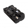 utángyártott Sony CyberShot HVR-Z1C / HVR-Z1E / HVR-Z1J akkumulátor - 2300mAh