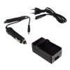 utángyártott Sony DCR-TRV950, DCR-TRV950E akkumulátor töltő szett