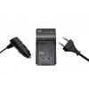 utángyártott Sony NP-FP / NP-FH Series akkumulátor töltő szett