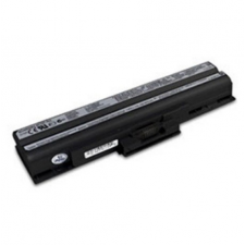 utángyártott Sony Vaio SVE11113FXW fekete Laptop akkumulátor - 4400mAh egyéb notebook akkumulátor