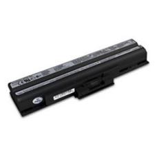 utángyártott Sony Vaio VGN-AW71JB, VGN-AW72JB fekete Laptop akkumulátor - 4400mAh egyéb notebook akkumulátor