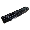 utángyártott Sony Vaio VGN-S56GP/S, VGN-S58CP/B Laptop akkumulátor - 4400mAh