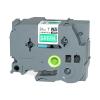 Utángyártott szalag Brother TZ-755 / TZe-755, 24mm x 8m, fehér nyomtatás / zöld alapon