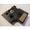 Utángyártott szalag Dymo 40923, 9mm x 7m fekete nyomtatás / arany alapon
