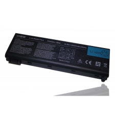 utángyártott Toshiba Satellite L30-11G, L30-134 Laptop akkumulátor - 2200mAh (14.4V Fekete) toshiba notebook akkumulátor