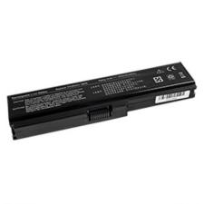 utángyártott Toshiba Satellite L655-S5065BN, L655-S5065RD Laptop akkumulátor - 4400mAh toshiba notebook akkumulátor