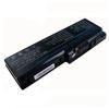 utángyártott Toshiba Satellite P200-1BK / P200-1BY Laptop akkumulátor - 6600mAh