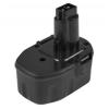 utángyártott Würth 0700104 / 0700114XX akkumulátor - 2000mAh