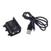 utángyártott Xbox One GOG-2015 Kontroller akkumulátor töltőkábellel - 2400mAh