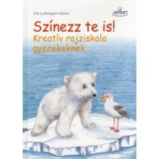 Ute Ludwigsen-Kaiser Színezz te is! gyermek- és ifjúsági könyv