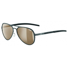 Uvex LGL 30 Polarized Gun-Polavison Litemirror Brown S3
