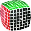 V-Cube V-CUBE 7×7 versenykocka, fehér, lekerekített