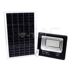 V-tac 50W LED Napelemes (solar) Reflektor 4000K - 8578 kültéri világítás