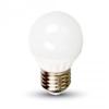 V-tac 5,5W LED izzó E27 G45 6400K - 7409