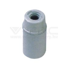 V-tac E14 Foglalat fehér - 8753 villanyszerelés
