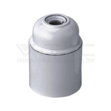 V-tac E27 Foglalat fehér - 8752 villanyszerelés
