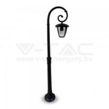 V-tac E27 lámpatest fekete - 7060 kültéri világítás