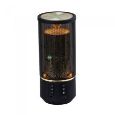V-tac Flame bluetooth hangszóró beépített mikrofonnal, TWS funkcióval - fekete - 7724 hangszóró