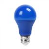 V-tac Kék Dekor LED égő 9 Watt E27