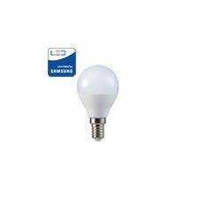 V-tac LED lámpa E14 (7Watt/180°) PRO - meleg fehér, Samsung izzó
