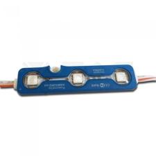 V-tac LED Modul 3SMD Chips SMD5050 IP67 Kék - 5118 világítás