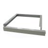 V-tac Led panel , beépítő keret , 600 x 600 mm , fehér