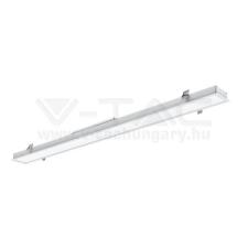 V-tac PRO LED Lineáris lámpatest SAMSUNG Chip - 40W - szürke - 6400K - 603 kültéri világítás