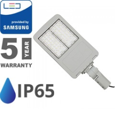 V-tac Utcai LED lámpa ST (100W/110°) hideg fehér 14000 lm, Samsung kültéri világítás