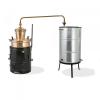 Vajdasági pálinkafőző 60 L leégésgátlóval (Pálinkafőző)