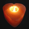 Valentin szív sómécses