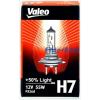 Valeo H7 12V +50% Light izzó (55 W)