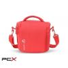 Vanguard vk 22 fotó/videó piros táska