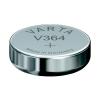 Varta 3641 - 1 db Ezüst-oxid gombelem V364 1,5V