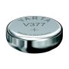 Varta 3771 - 1 db Ezüst-oxid gombelem V377 1,5V
