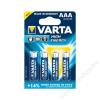 Varta Elem, AAA mikro, 4 db, VARTA High Energy (VEHEAAA4)