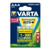 Varta Rechargeable Akku Micro AAA NiMH 4db/csom. 1000mAh