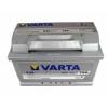 Varta Silver Dynamic akkumulátor 12v 74ah jobb+