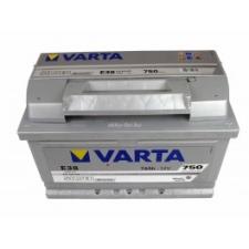 Varta Silver Dynamic akkumulátor 12v 74ah jobb+ autó akkumulátor